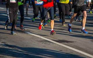 Tel-Aviv Marathon 2018- run