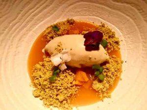 Pastel Restaurant in Tel Aviv-Icecream dessert