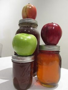 Jewish New Year 5779-Apples&Honey