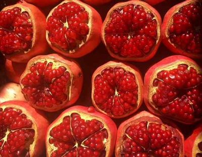 Jewish New Year 5779-pomegranates
