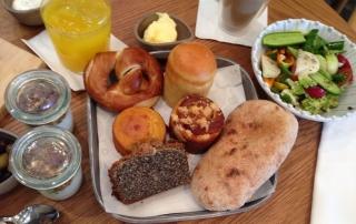Claro Breakfast Tel Aviv
