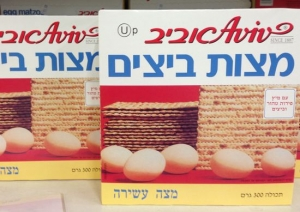 Passover Matzah