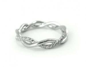 Ben Twist infinity diamond ring2rev