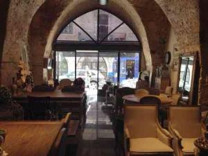 Home Styling tour10(arched antique shop