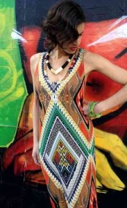Tamar ZivNew-Diamond dress