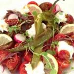 Allora Italian Restaurant Caprese25-7-15