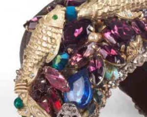 Unique by Galit Golden Fish Bracelet