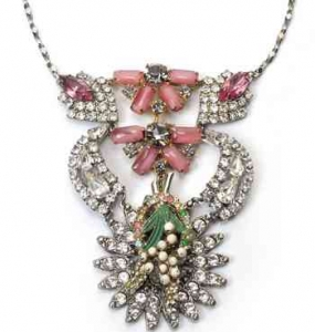 Galit-Pink necklace-