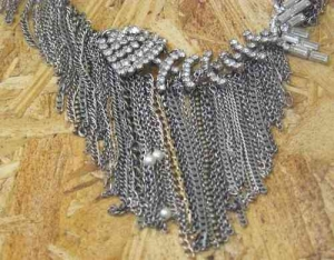 Unique by Galit- Fishbone Necklace2
