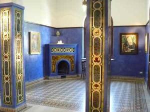 Bialik House -Blue Room2