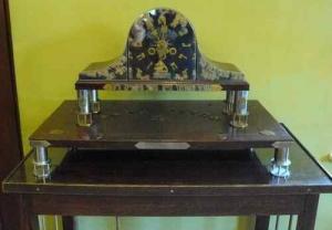 Bialik House -Clock