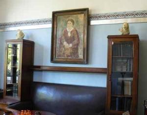Bialik House -Study with Manya