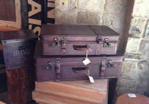 Jaffa Flea Market- Luggage