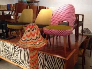 Jaffa Flea Market old Furniture