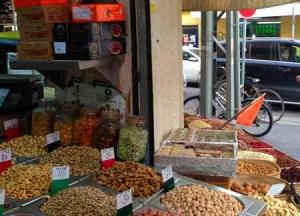 Levinsky market -Tel Aviv- Nut Store