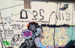Tel Aviv-Grafitt & Streetart -3S