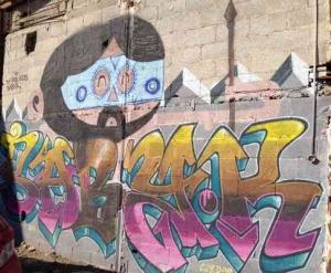 Tel Aviv-Grafitt & Streetart -C29DPR