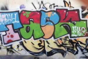 Tel Aviv-Grafitt & Streetart -Task
