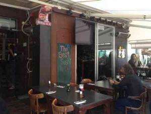 Best Kosher Sushi in Tel Aviv-Outside