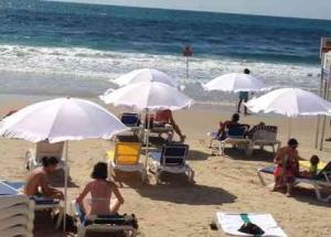 Best Beaches in Tel Aviv- Banana