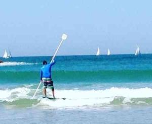 Best Beaches in Tel Aviv- HiltonSurfer Beach