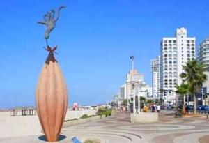 Best Beaches in Tel Aviv- Trumpledor Beach