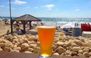 Best Beaches in Tel Aviv- View Beach