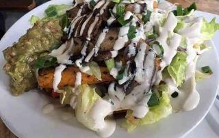 Vegan Restaurat in Tel Aviv _ Market Salad