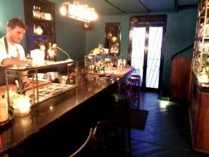 Dalida Bar -Tel Aviv-Food Prep