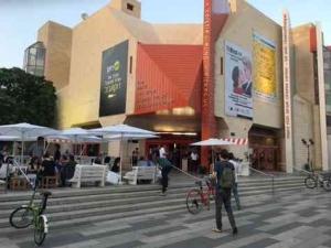 Tel Aviv Cinema-Child Mother-Cinema