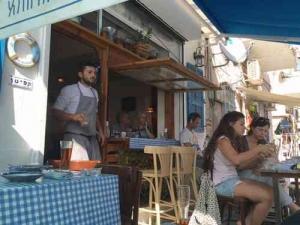Greek Restaurant in Tel Aviv- chef