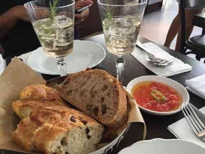 Pastel Lunch-Tel Aviv -Bread & Cocktails