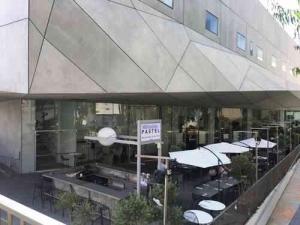 Pastel Lunch-Tel Aviv -Patio