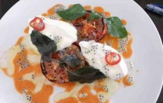 Pastel Lunch-Tel Aviv -Salad