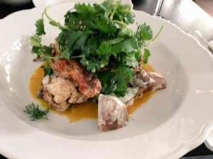 Pastel Lunch-Tel Aviv -Tandoori Chicken