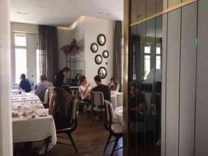 Tel Aviv Breakfast-Norman Hotel-Brasserie