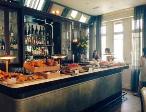 Tel Aviv Breakfast-Norman Hotel