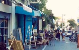 jaffafleamarket-streetbluedoors