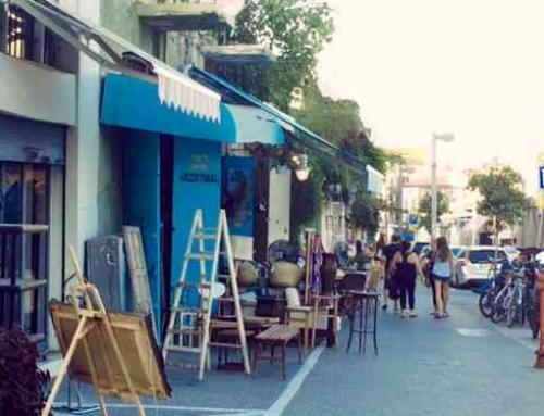 Jaffa Flea Market-Shouk Hapishpishim