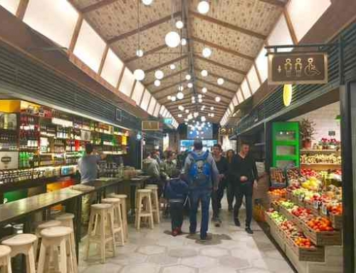 Food Market-Rothschild/Allenby