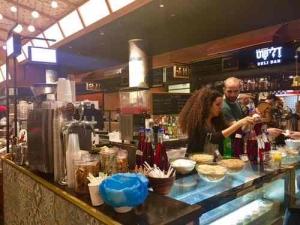 Food Market-Rothschild-Allenby-Food Bar