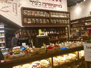 Food Market-Rothschild-Allenby-spice shop