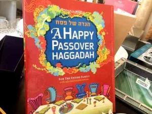 Pesach 2017 in Tel Aviv-Haggadah4