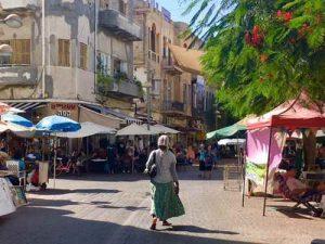 Nachalat Binyamin Market, Tel Aviv-8