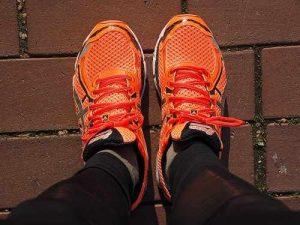 Tel-Aviv Marathon 2018-shoes
