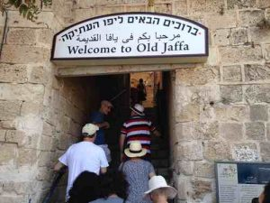 SWEET WALKING TOURS-JAFFA – an interactive tour for families in the Old City