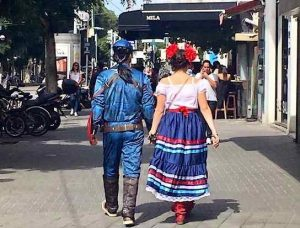 SWEET WALKING TOURS-Purim in Young Tel Aviv
